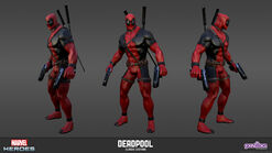 Deadpool Classic Model