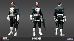 Punisher Classic Model