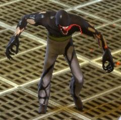 Character - Symbiote Victim