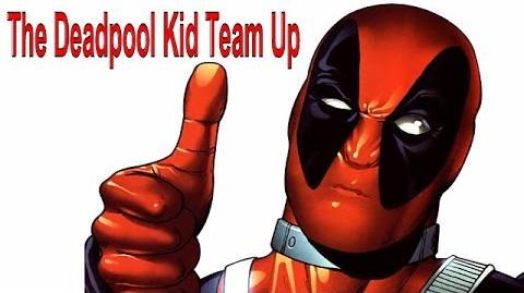 Marvel Heroes The Deadpool Kid your best friend in Cosmic Gate