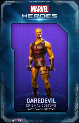 NormalCostumePreview Rare Daredevil