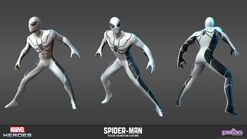 Spiderman Future Foundation Model