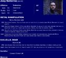 Joey Gutierrez (Hero Datafile)