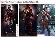 Iron Man Armory 3