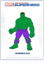 Create your super hero (5)
