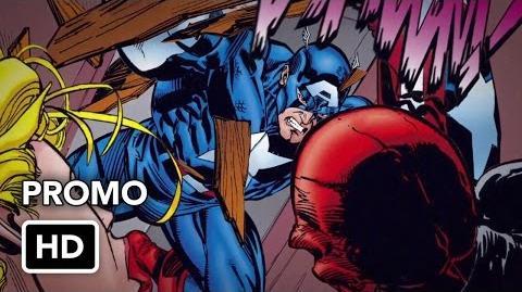 Marvel's Captain America 75 Heroic Years Agent Carter Season 2 Promo (HD)