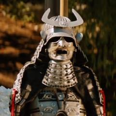 Silver Samurai armor at <a href=