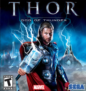 Thor God of Thunder-1-