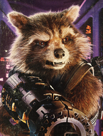 Rocket Raccoon GOTG Vol 2