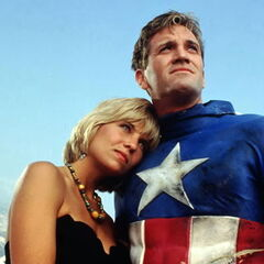 Cap and Sharon.