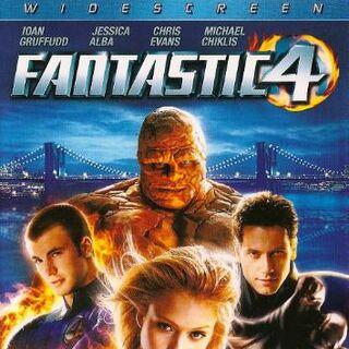 Fantastic 4 Widescreen US DVD