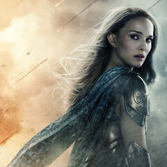 Jane Foster Character Poster