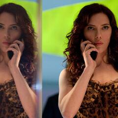 Natasha Romanoff calls Nick Fury.