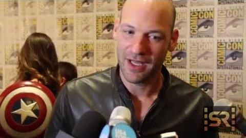 Ant-Man - Corey Stoll Interview Comic-Con 2014