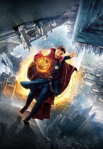 File:Doctor Strange textless poster 1.jpg