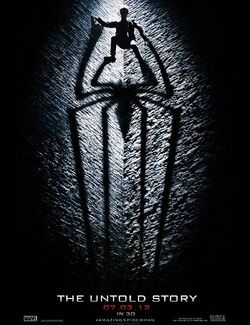 Amazing Spider-Man poster 01