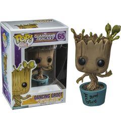 I am Groot Dancing Groot