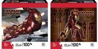 Iron Man puzzles