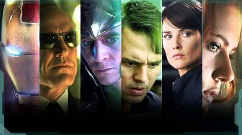 The Avengers Blu Ray Menu