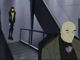 Professor Xavier & Jean