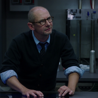Hall informs Agent Coulson of his plan
