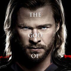 Poster for <i>Thor</i>.