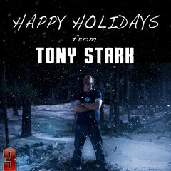 Promotional Christmas pic from <i>Iron Man 3</i>.