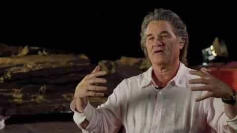 """Guardians of the Galaxy Vol. 2 Kurt Russell """"Ego"""" Behind the Scenes Movie Interview"""