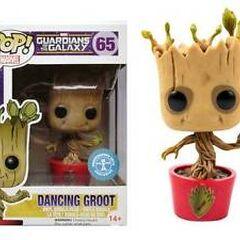 Ravager Dancing Groot