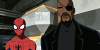 Nicholas Fury (Ultimate Spider-Man)
