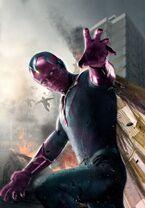 AvengersAOU Vision-texless