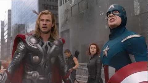 Marvel's The Avengers Blu-ray Trailer