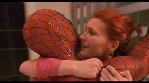 Spider-Man Saves Mary Jane From The Balcony (Original & Deleted Scene) - Spider-Man (1080p)