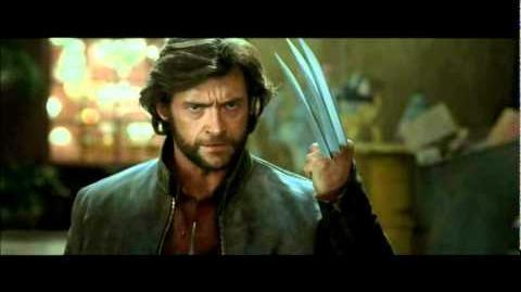 X Men Origins Wolverine Character Spot John Wraith