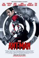 Ant-Man Alternate Poster