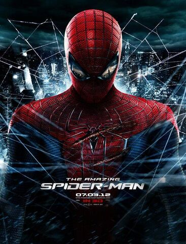 File:Amazing Spider-Man theatrical poster.jpg