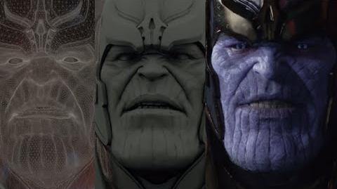 "THANOS ""Guardian of the Galaxy"" - VFX Breakdown"