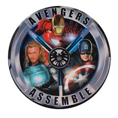 Official merchandise logo featuring The Big Three.