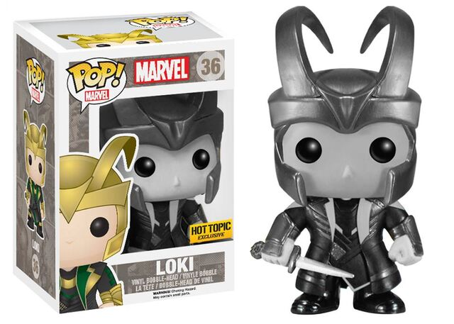 File:Pop Vinyl Thor The Dark World - Loki B&W helmet.jpg