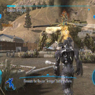 Game Play-War Machine vs. Roxxon Armiger