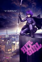 Hit Girl poster