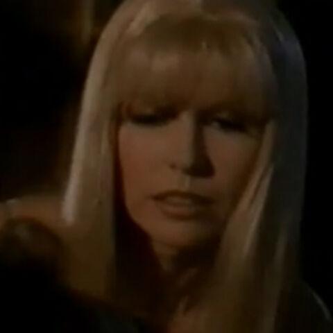 Finola Hughes as Emma Frost.
