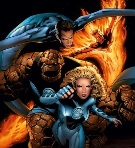 File:Fantastic Four comic.jpg
