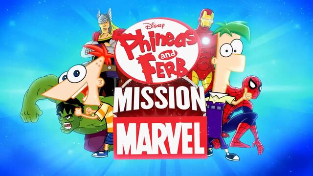 File:Phineas and Ferb - Mission Marvel New Logo.jpg