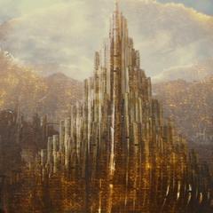 Agard palace shield