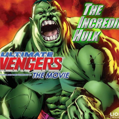 Promotional wallpaper of The Hulk