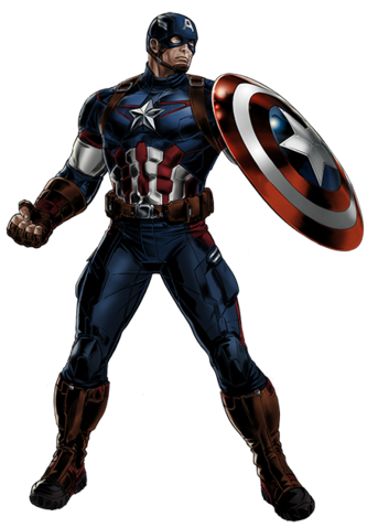 File:Avengers Age of Ultron Captain America Portrait Art.png