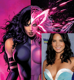 X-Men Apocalypse - Olivia Munn as Psylocke