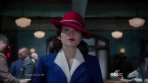 Peggy Carter Gets to Work – Marvel's Agent Carter Preview 2