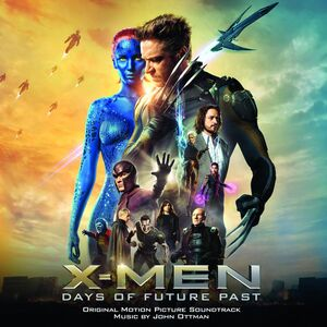 X-Men Days of Future Past soundtrack